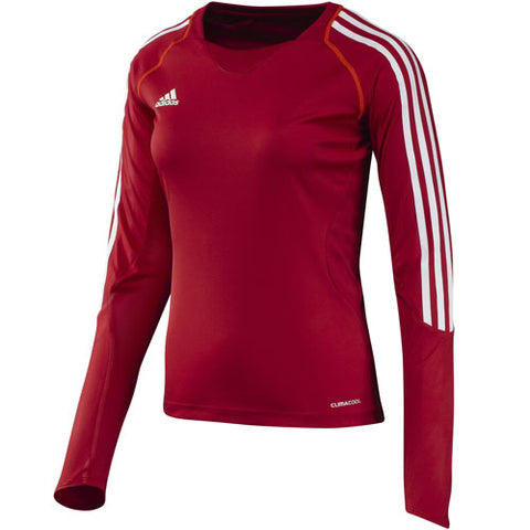 55 x adidas Climacool Womens T12 Teamwear Longsleeve T-Shirts X13171 rrp£40 Only £8.89 (660 in stock)