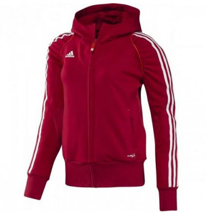 35 x adidas Climacool Womens T12 Teamwear Hooded Jackets (X13650) rrp£60 - Incredibly Only £8.49