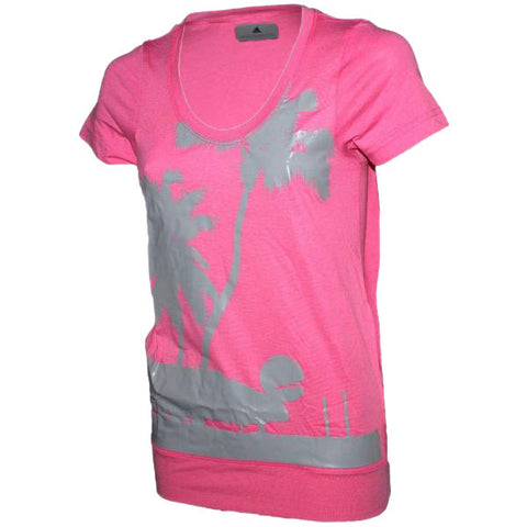 Last 19 x adidas Stella McCartney Womens Damen T-Shirt (X44740) rrp£40 Only £2.99 each!!