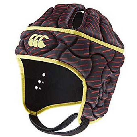 Last 11 x Canterbury Men's Club Plus Rugby Headguards XL (Z011060 733) rrp£40, Now Just £9.99!