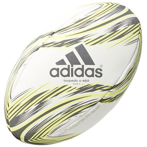 20 x adidas Torpedo X-Ebition Rugby Balls Size 5 rrp£25 Only £3.49 each!!