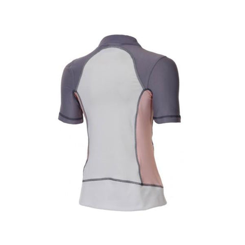 19 x adidas Stella McCartney Girls Zipped Barricade Tennis T-Shirt AA4601 rrp£40 Only £6.99