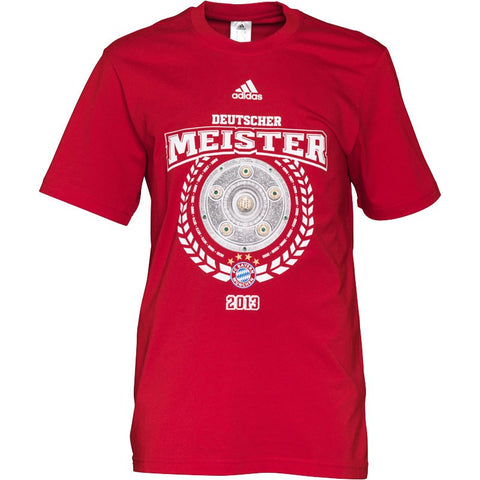 117 x adidas Bayern Munich Football B Grade T-Shirts rrp£25 Only £2.75 each IN STOCK NEXT DAY DELIVERY
