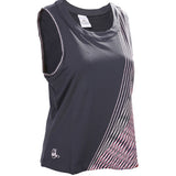 Last 50 x adidas Women's Steffi Graf Official Print Tennis Shirt All Sizes rrp£30 - Only £4.99