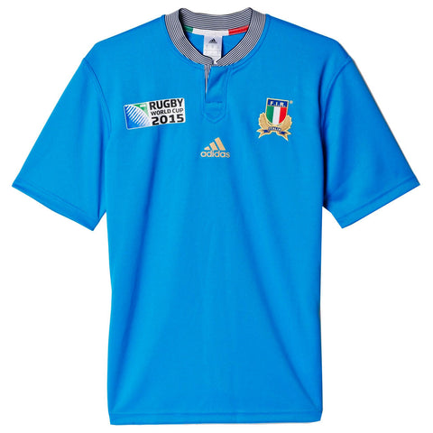 20 x adidas Italy National Rugby World Cup Player Jerseys rrp£65 Only £9.99 each!! (Amazon £76!!)