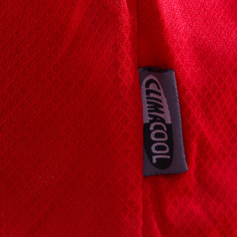 33 x adidas Climacool Ruby Red Referee Shirts / Jerseys rrp£40 Only £7.69!!