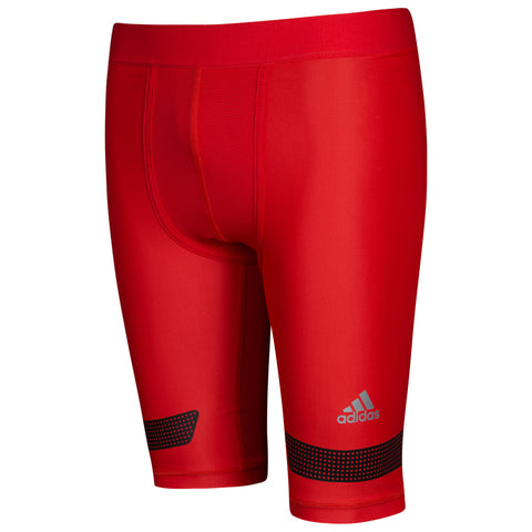 18 x adidas Performance Techfit Chill Mens Compression Shorts (S95745) rrp£30 - Only £7.49