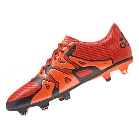 10 x adidas X 15.3 Soft Ground Mens Football Boots rrp£55 (S83185) - Was £16.69 - Now £12.99