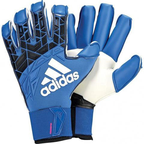 Last 17 x adidas Mens ACE Transition Fingertip Goalkeeping Gloves rrp£75 (AZ3689) Was £21.99 Now £18.99