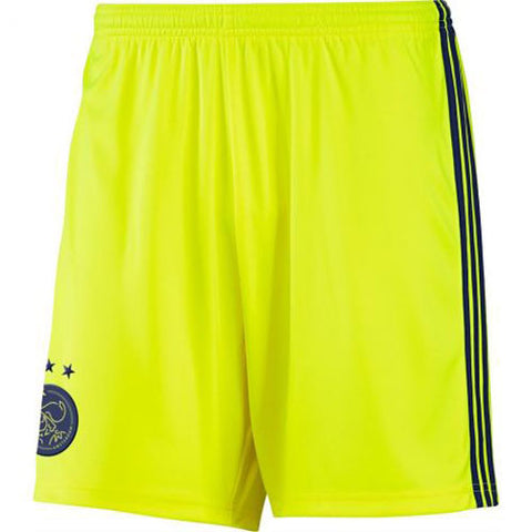 Last 77 x adidas Climcool Ajax Football Club Kids Away Shorts rrp£30 Only £2.49