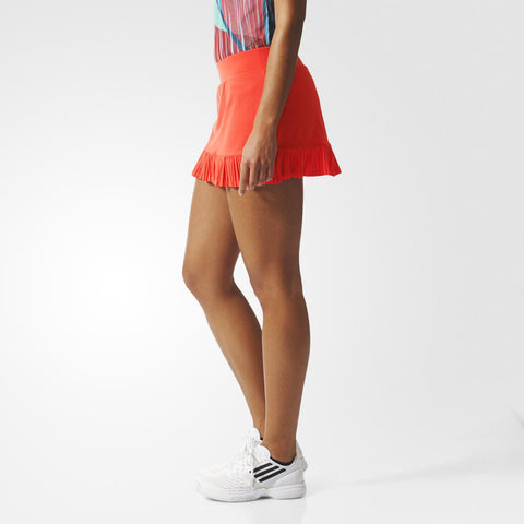 Last 8 x adidas Womens Adizero Climalite Skorts - Red AK0349 rrp£38 Only £7.49