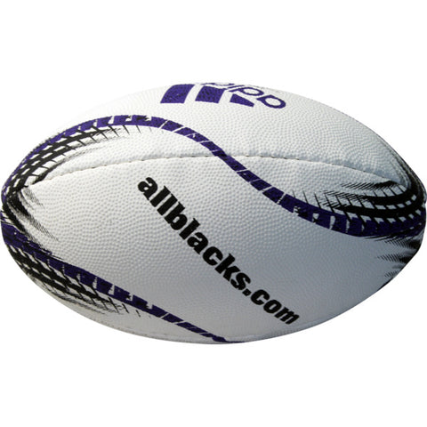 Last 75 x adidas New Zealand All Blacks NZRU Mini Rugby Balls Size 0 Mini rrp£15 Only £2.29 each!!
