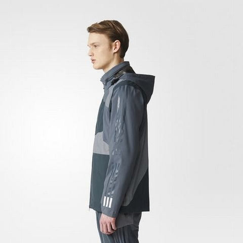Last 9 x adidas Originals & White Mountaineering Trefoil Shell Jackets rrp£475 Only £89.99