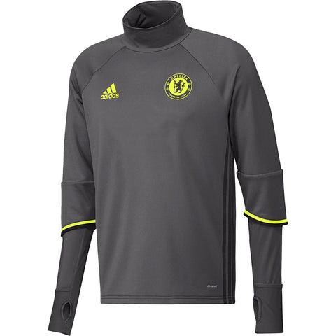 Last 14 x adidas Chelsea Football Club Training Youth Tops rrp£50 (AP5640) - Was £13.99 Now £11.99