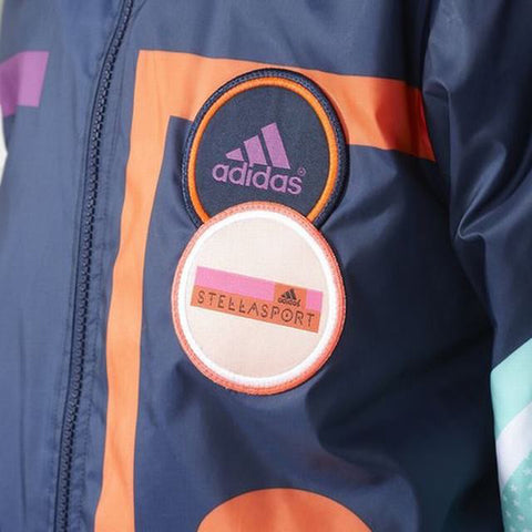 16 x adidas Womens Stella McCartney Padded Stellasport Bomber Jacket rrp£95 (AP6159) Only £17.49