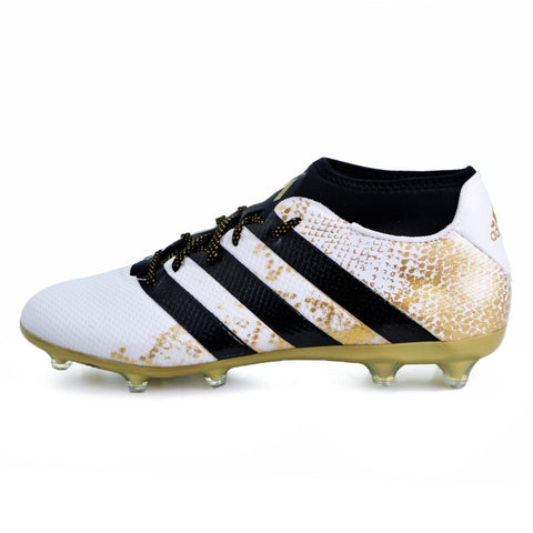 Last 11 x adidas Men's ACE 16.2 Primemesh FG Football Boots rrp£140 (AQ3452) Was £38.99 Now £33.99