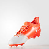 Last 6 x adidas Women's X 16.3 Techfit Firm Ground Football Boots AQ6436 rrp£60 Only £11.99