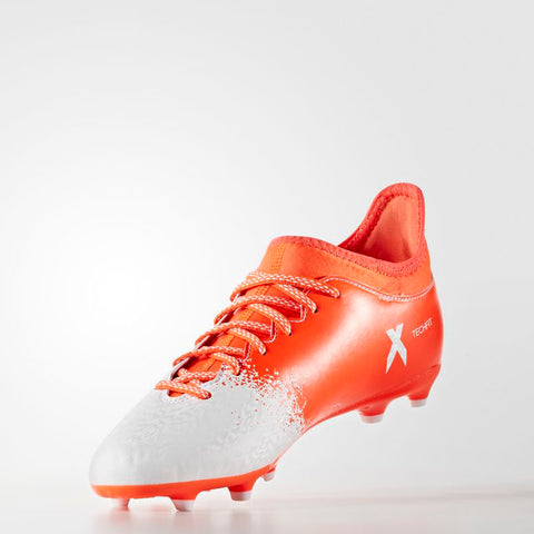 Last 6 x adidas Women's X 16.3 Techfit Firm Ground Football Boots AQ6436 rrp£60 Only £10.99