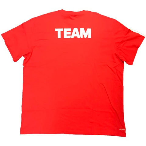 48 x adidas Perfomance Mens FO Staff T-Shirts AZ5171 rrp£25 - AMAZINGLY ONLY £1.99!!