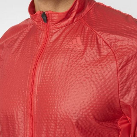 11 x adidas Performance Mens Adizero ClimaProof Mens Track Running Jackets B45003 - rrp£90 Only £25.79