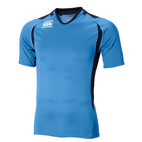 15 x Canterbury Sky Blue Challenge Jersey Junior (C07429) rrp£45, No VAT Just £4.79!!