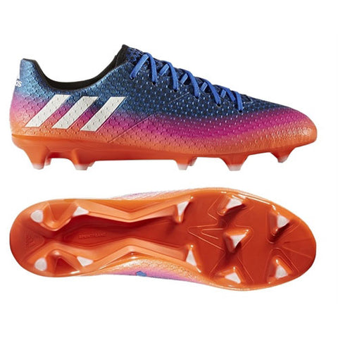 10 x adidas Messi 16.1 Firm Ground Mens Football Boots (BB1879) rrp £170 - Only £42.99