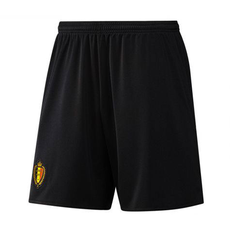 Last 15 x adidas Mens Belgium Away Football Shorts (AA8733) rrp£30 - Incredibly Only £7.49
