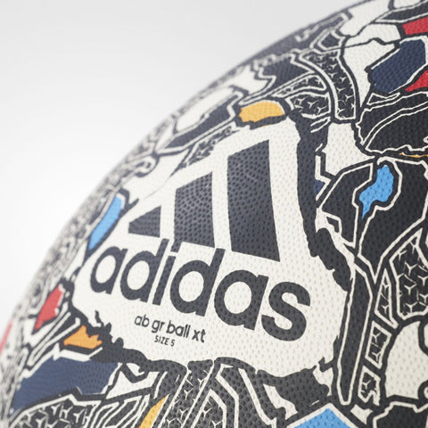 20 x adidas New Zealand All Blacks Graphic Rugby Balls Size 5 rrp£25 Only £3.49 each!!