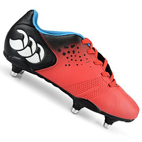 10 x Canterbury Control Club 6 Stud Mens Rugby Boots rrp£55 Only £14.89 (40 In Stock)