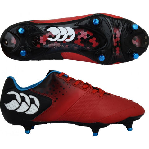 13 x Canterbury Control Elite 6 Stud Mens Rugby Boots rrp£85 Only £22.99 (26 in stock)