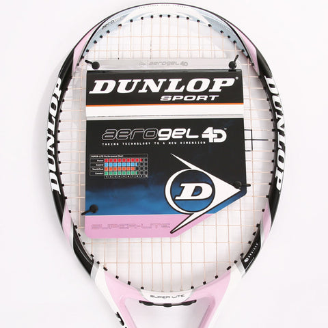 (PRICE DROP) 10 x Dunlop AeroGel 4D Super-Lite Tennis Racket Grip4 rrp£150 - Only £29.99 Each