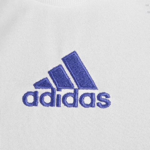 20 x adidas Campeon Short Sleeved Football Shirt Jersey White / Cobalt Blue rrp£25 Only £5.99