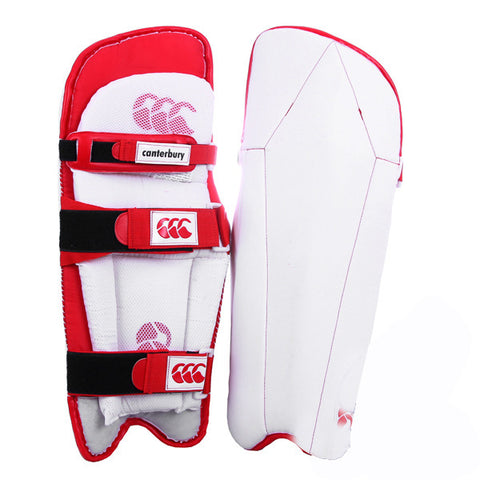 Last 15 x Canterbury Junior Left Handed Batting Cricket Pads rrp£50 - Only £9.99 each