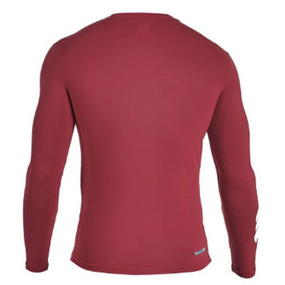 23 x Canterbury Mens Baselayer Tops Rugby, Fitness, Football, Cycling (Maroon) rrp£35 Only £8.39!!