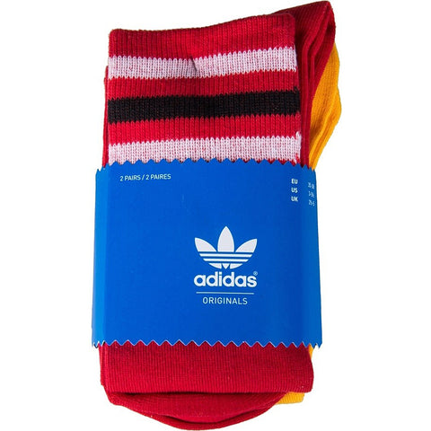 30 x adidas Junior Boys Knee Length Basket Ball Socks 2-Pack - F79448 - rrp £17- Only £2.49!!
