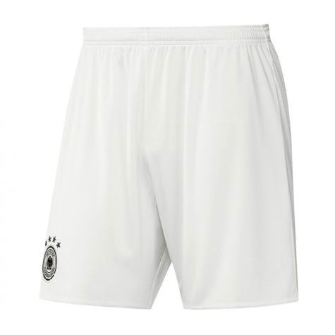 Last 10 x adidas ClimaCool Mens Germany Away Football Shorts (AA0119) rrp£30 - Incredibly Only £7.49