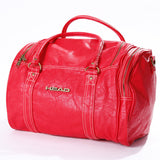 15 x Head Faux Leather St Moritz Holdall / Gym Bag (901586) rrp£35 - Only £10.99 Each