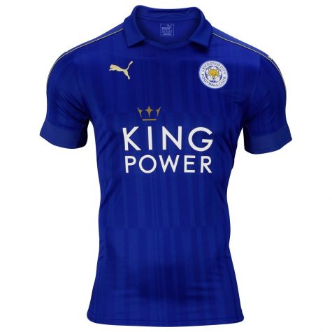 20 x Puma Leicester City Home Kids Football Jerseys rrp£50 - Incredibly Only £7.99