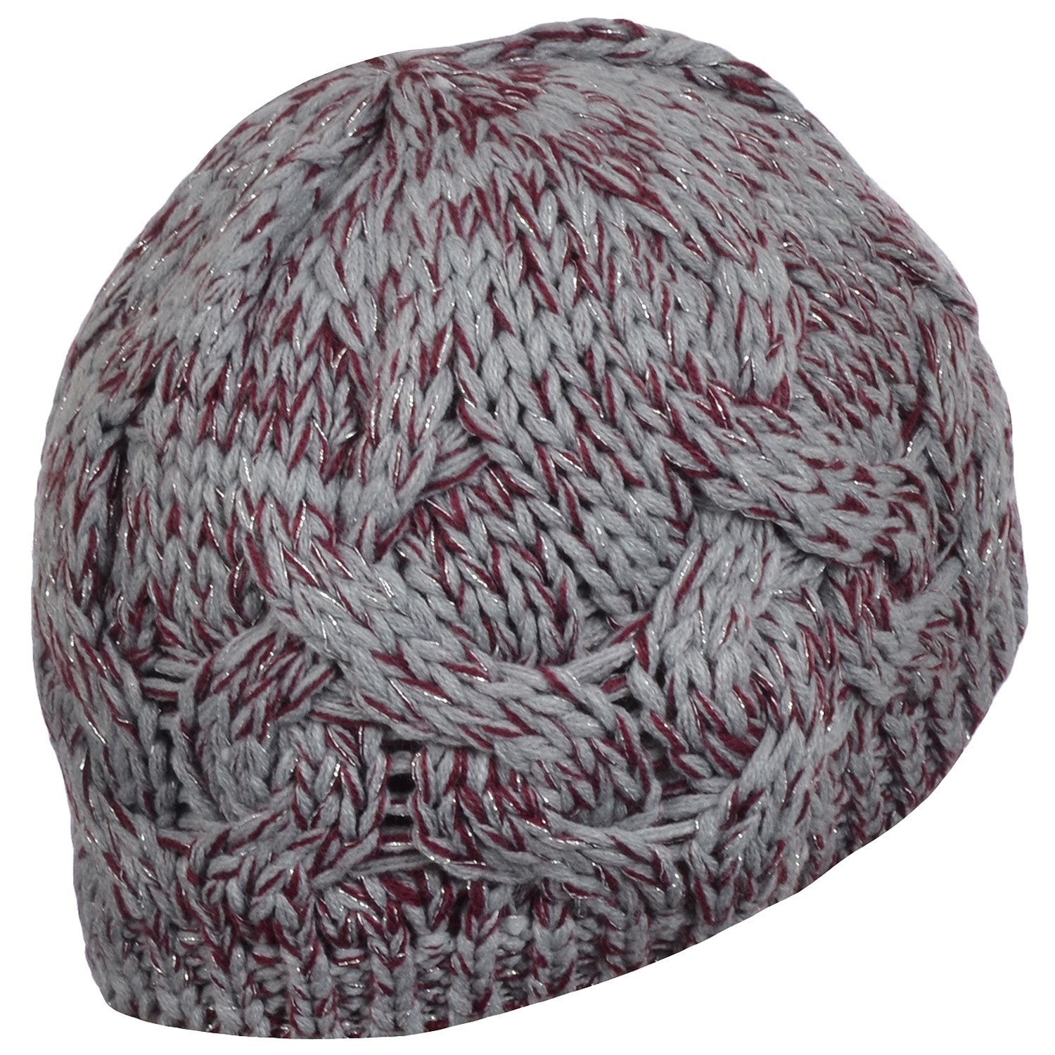 63ad8bde3cf Last 26 x adidas NEO Womens Chunky Cable Knit Warm Berets (M65888) rrp£ ...