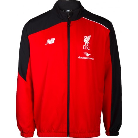 40 x New Balance Liverpool Football Club Junior Training Jackets rrp£60 Only £11.49 (80 In Stock)