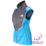 15 x adidas Womens Rare Olympics Goretex Windstopper Cycling / Running Jacket rrp£200 Only £21.19!!