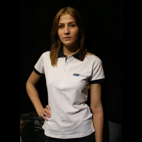 Last 24 x AT&T Williams F1 Formula 1 Ladies Official Team Polo Shirt (W06LPS) rrp£40 Now only £9.99