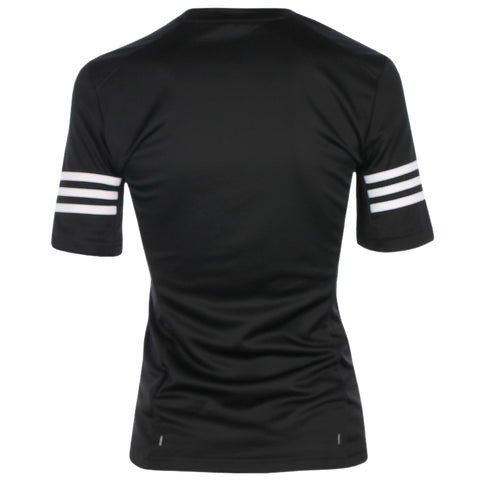 Last 11 x adidas Response Varsity Short Sleeved Womens Running T-Shirts (AA5622) rrp£20 - Incredibly Only £5.99
