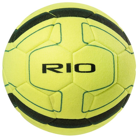 16 x Precision Rio Indoor Footballs (Yellow/Black) Size 5 RRP £21 Only £7.99