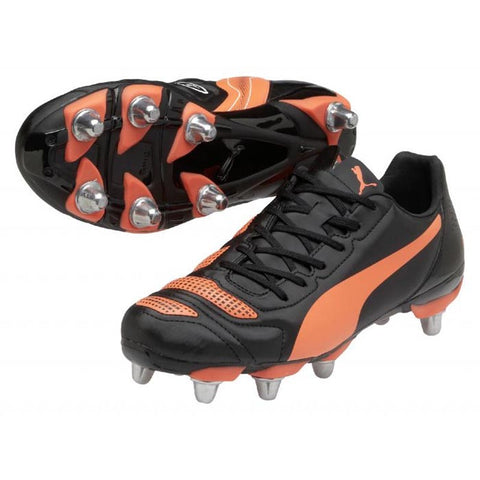 20 x Puma Evopower 4.2 H8 Rugby Boots rrp£60 - Only £11.99 !! Amazing Price - Great Size runs
