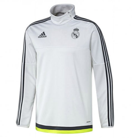 30 x adidas Real Madrid Players Adult Training Zip Tops rrp£70 (S88966) - Now Incredibly Only £5.99 !!!