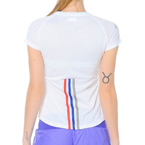 Last 16 x adidas Performance Aktiv Tee W Womens Running Shirt (S10009) rrp£30 Now Just £12.29!!