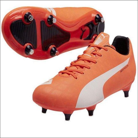 20 x Puma EvoSpeed 5.4 SG Mens Football Boots rrp£60 Only £8.49 (Best price online is £30) 406 units in stock
