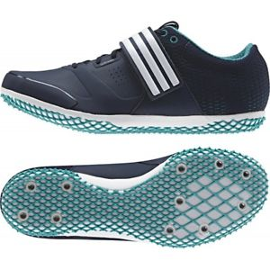 Last 7 x adidas Adizero Mens High Jump Spikes (AF5645) rrp£150 - Incredibly Only £22.99