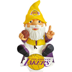 44 x Official NBA Logo Gnomes (Dallas Mavericks / New York Knicks / Los Angeles Lakers etc rrp£25 CLEAR ALL £1.49 !!!!